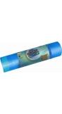 Пакети для сміття з затяжкою сині Promtus