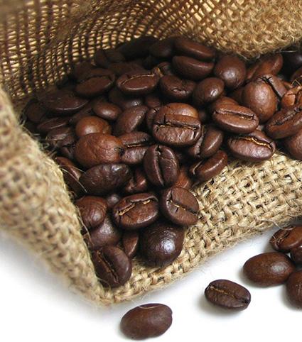 зерна арабики и робусты